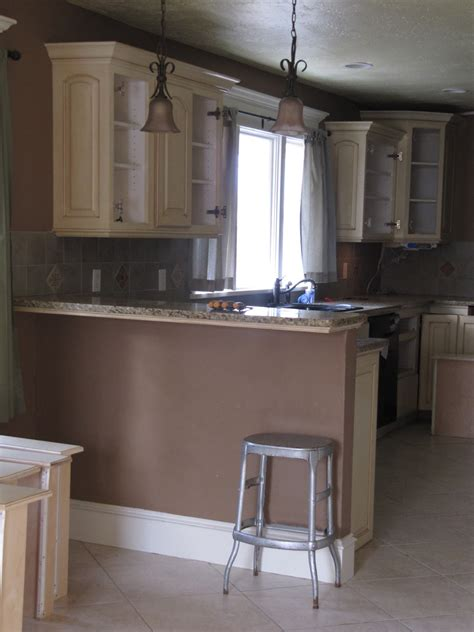 how can i paint kitchen cabinets can i stain my kitchen cabinets without sanding savae org 8428