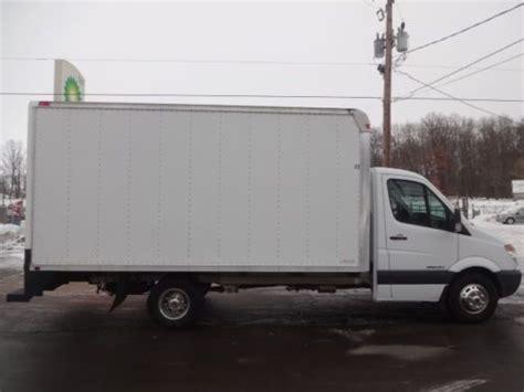 sell   dodge sprinter   box truck cube van