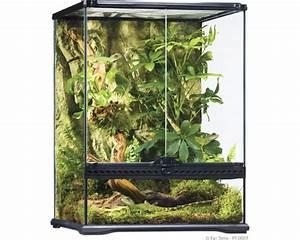 Terrarium Steine Kaufen : exo terra terrarium 45 x 45 x 60 cm kaufen bei ~ Michelbontemps.com Haus und Dekorationen