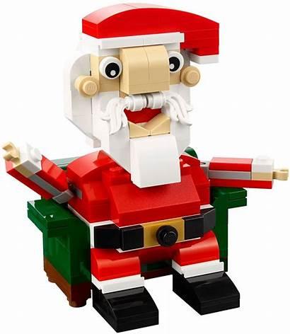 Lego Santa Christmas Edition Limited Brickset Sets