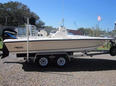 Used Mako Bay Boats For Sale by Used Power Boats Bay Mako Boats For Sale Boats