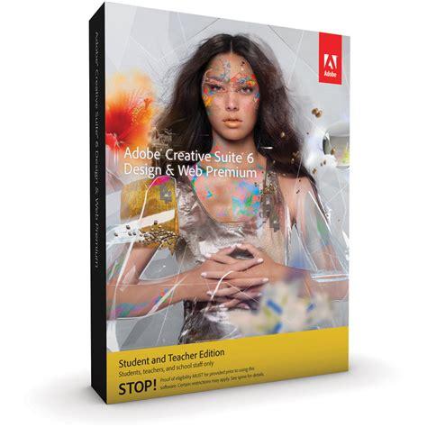 adobe design and web premium adobe creative suite 6 design web premium 65177779 b h