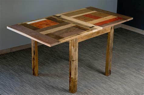 mobili di legno tavoli in legno di rovere e recupero laquercia21