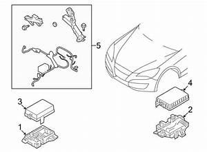 2013 Hyundai Genesis Coupe Engine Harness  Engine Wiring
