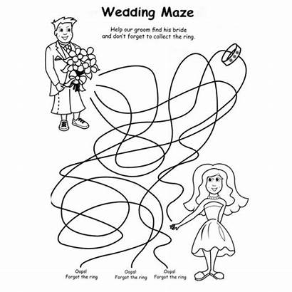 A4 Coloring Pages Activities Games Activity Weddings
