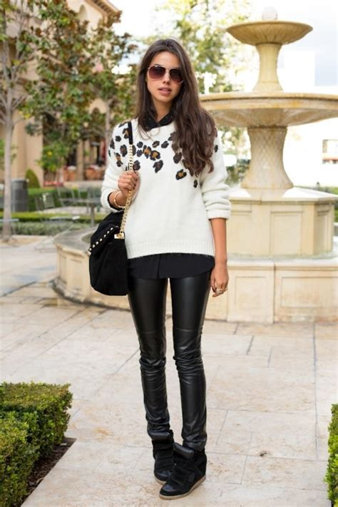 Wedge Sneakers Outfits-- BeautyNow Blog