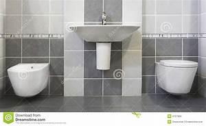 salle de bains grise moderne images stock image 4757904 With salle de bain moderne grise