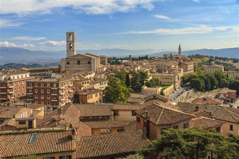 Umbria Classic Cycling Holiday From Assisi Self Guided