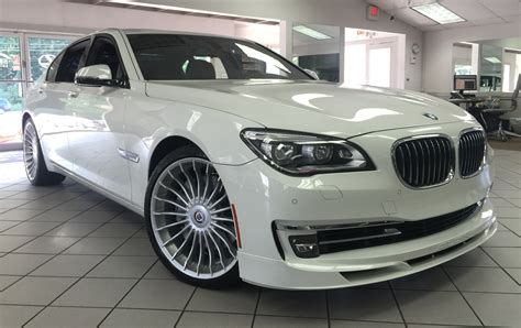 Used 2013 Bmw 7 Series Alpina B7 Xdrive