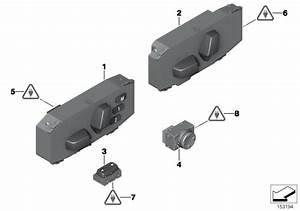 2012 Bmw X1 Switch  Seat  Yes  Memory - 61319227855