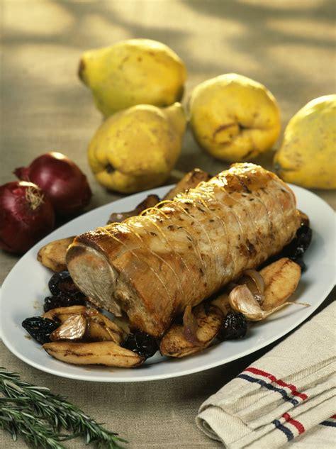 cuisiner roti de veau recette rôti de veau aux pruneaux
