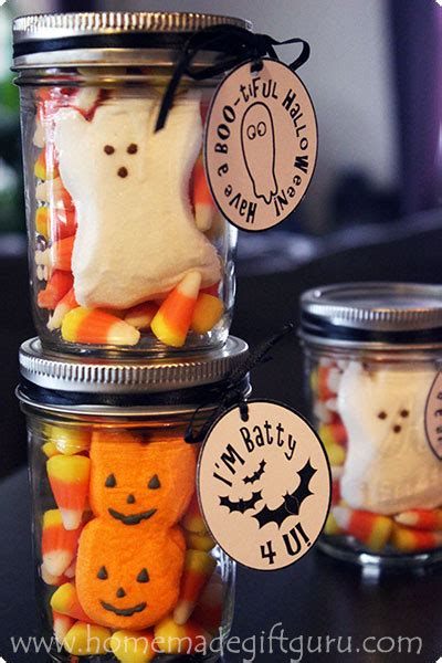 halloween candy ideas  homemade gifts