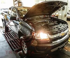 Trifecta Presents  Chevrolet Colorado 2 5l I4  Lcv     Gmc