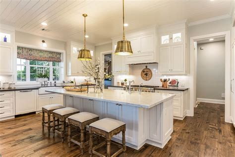 23+ Magnificent Kitchen Island Ideas Modern White