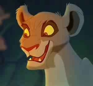Lion King 2 Vitani and Kopa