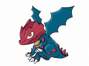 Pokemon Druddigon Images | Pokemon Images
