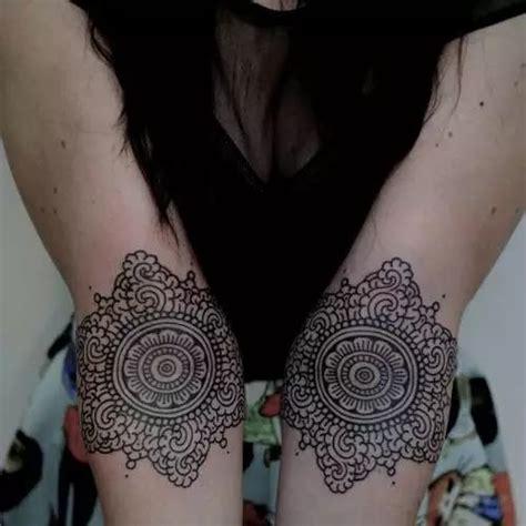 model tattoo geometric  menakjubkan