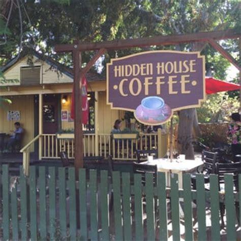 Despite its very central london location, hidden house is a haven. Hidden House Coffee - 428 Photos & 447 Reviews - Coffee & Tea - 31791 Los Rios St, San Juan ...