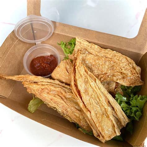 C11 Fried Tauki (5pcs) 炸豆支   Yong Tou Fu