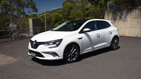 renault megane 2017 renault megane gt line with 1 2 turbo sounds great