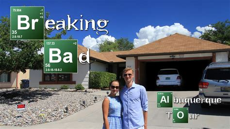 Breaking Bad Albuquerque Tour - YouTube