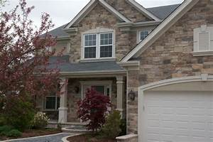 Exterior stone siding with stucco traditional exterior for House exteriors with stone and siding