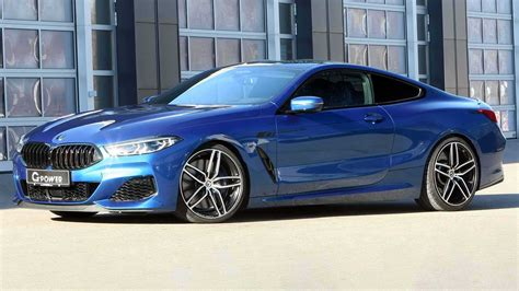 The bmw 8 series is a range of grand tourer coupes and convertibles produced by bmw. G-Power сделал из BMW M850i альтернативу не вышедшей пока M8