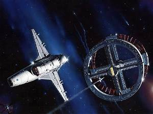 17 Best images about SciFi - Space Stations on Pinterest ...