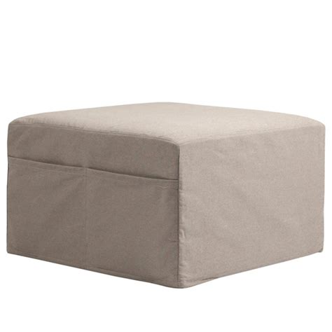 Matelas Muji by Eco Cotton Footstool Guest Mattress Small Spaces Side