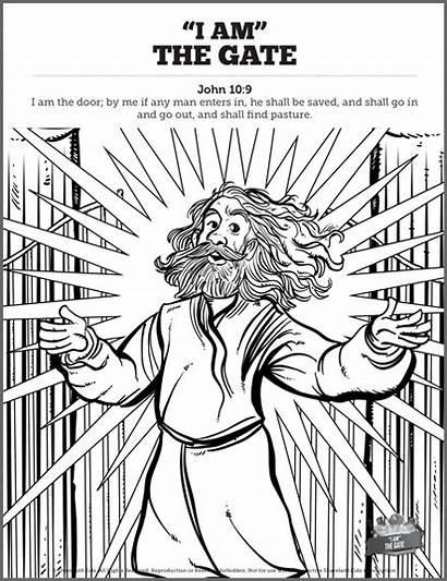 Sunday Coloring Pages Sharefaith Complete Solution Attention
