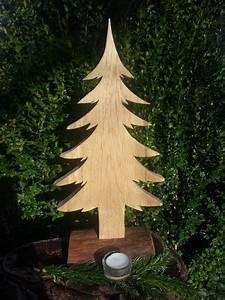 Tannenbaum Aus Holz : tannenbaum aus heimischer fichte von ulis bastelei auf beton und holz ~ Orissabook.com Haus und Dekorationen