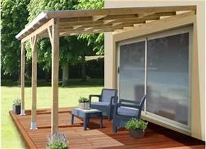 abri terrasse toit pour terrasses alu ou bois promo With comment monter une tonnelle de jardin 8 pergola en kit alu ou bois et pergola bioclimatique