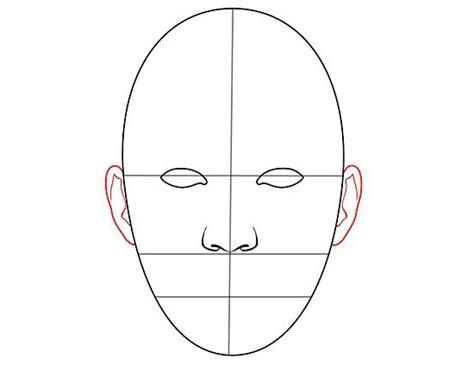 Как нарисовать лицо человека, чтобы он себя узнал