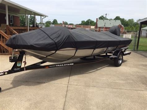 Bass Tracker Boat Specials by Bass Tracker Special Edition Pro Team 175 1999 For Sale