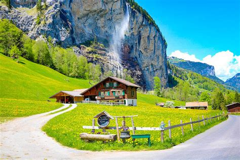 Lauterbrunnen Waterfalls The Most Magical Place In