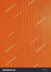 Red-Hot Metal Mesh Stock Photo 21301582 : Shutterstock