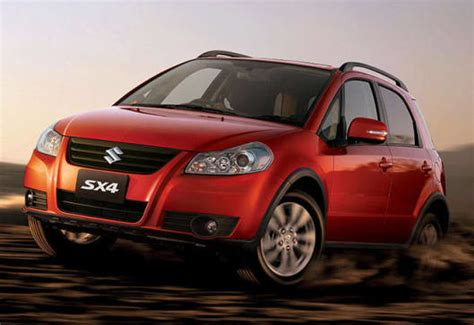 Suzuki Sx4 Crossover Review by Used Suzuki Sx4 2007 2013 Review Carsguide