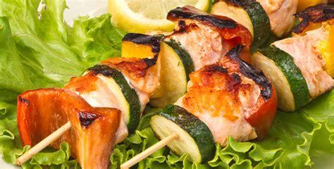 cuisiner les gambas recettes de poisson au barbecue