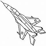 Coloring Pages Fighter Aircraft Atv Boys sketch template