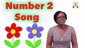 Preschool Learning - Number 2 Song - LittleStoryBug - YouTube  2
