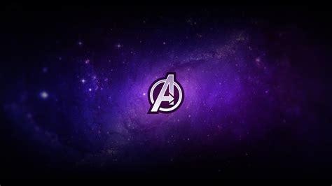logo avengers endgame wallpaper  ultra hd id