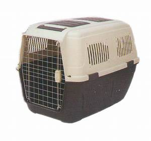 Fibre flight dog crate lxwxh 40x285x21 inch blue for Grey dog crate
