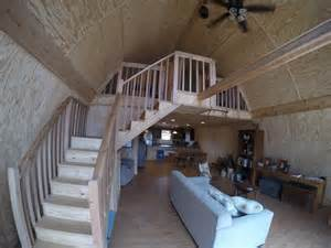 Loft Cabin Floor Plans Arched Cabins House