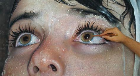 turkish hyperrealist  photorealist painter mustafa yuce