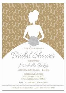 Diy wedding shower invitations diy bridal shower for Wedding shower templates