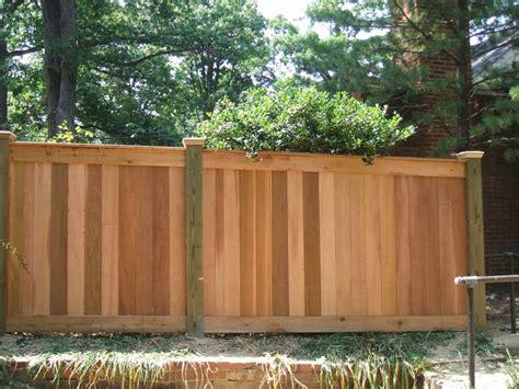 Cedar Vs Pressure Treated Pine Fence