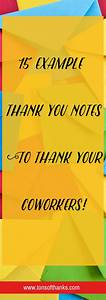 104 best Thank you Note Examples images on Pinterest | 31 ...
