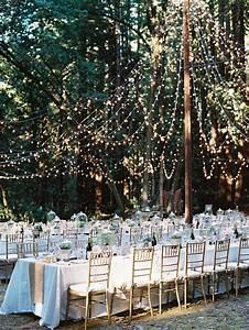 15 fina sätt att använda ljusslingor på bröllopet | ELLE ...