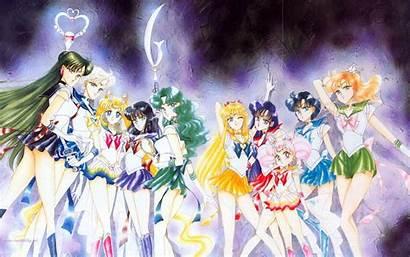 Sailor Moon Wallpapers Crystal Widescreen