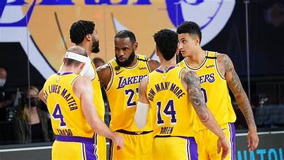 Lakers Nba Playoffs Championship 1080 Matchup Waiting